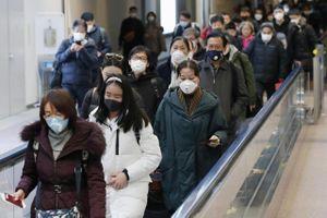 Nhật Bản sơ tán hơn 200 công dân từ Vũ Hán