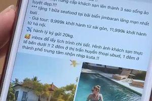 Giám đốc Mai Linh Chi tổ chức tour du lịch kiểu gì...lừa đảo nhiều người?
