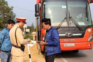 Quảng Bình: Tổng kiểm soát phương tiện sau Tết Nguyên đán