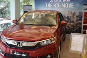 'Phát sốt' Honda trình làng ô tô mới giá chỉ từ 197 triệu đồng
