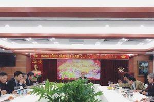 Hội Luật gia Việt Nam tổ chức gặp mặt đầu xuân Canh Tý