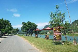 Phong Nha trở thành thị trấn du lịch