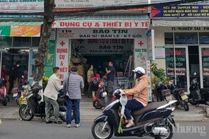 Cục QLTT Đà Nẵng: Xử phạt cửa hàng thiết bị y tế 'thổi giá', có dấu hiệu găm hàng