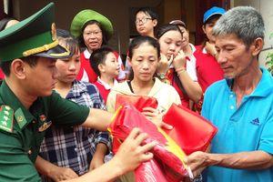 Thượng úy trẻ góp sức xây dựng xã đảo vững mạnh
