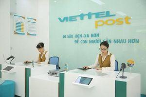 Viettel Post lãi 378 tỷ đồng trong năm 2019, cao nhất từ khi thành lập