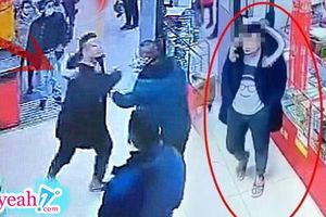 Sau khi bị đuổi khỏi siêu thị vì không mang khẩu trang, người đàn ông liền tự ái 'nổi điên' đánh nhân viên an ninh