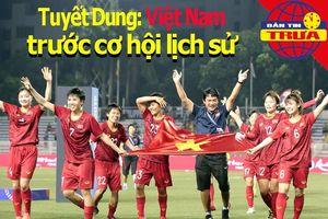 Việt Nam trước cơ hội lịch sử; Công Phượng du đấu sân khách