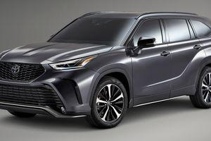 Toyota Highlander XSE 2021 'lột xác' sau khi được nâng cấp
