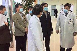 Các bệnh viện thành lập đội phản ứng nhanh nội viện ứng phó với dịch bệnh
