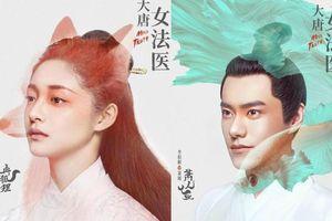 'Đại Đường nữ pháp y' của Chu Khiết Quỳnh tung trailer, đặt lịch lên sóng tháng 2/2020