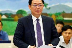 Bí thư Hà Nội Vương Đình Huệ: Nêu cao tinh thần đoàn kết, xây dựng Thủ đô phát triển bền vững