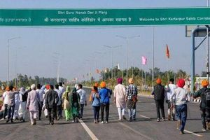 Người hành hương Ấn Độ có thể miễn hộ chiếu qua Hành lang Kartarpur
