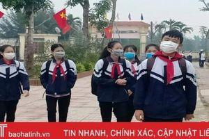 Học sinh Hà Tĩnh tiếp tục nghỉ học phòng bệnh do virus Corona