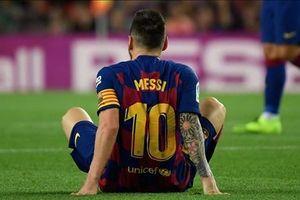Khi 'Bọ chét nguyên tử' Messi đanh đá
