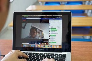 'Giảng đường' online 'hút' sinh viên thời nCoV