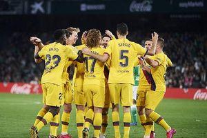 Messi lập hat trick kiến tạo, Barca liên tục rượt đuổi tỉ số