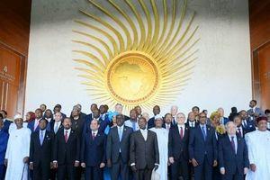Hội nghị thượng đỉnh Liên minh châu Phi khai mạc ở Ethiopia
