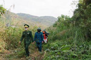 Tăng cường chốt chặn đường mòn, lối mở chống dịch nCoV trên biên giới Lai Châu