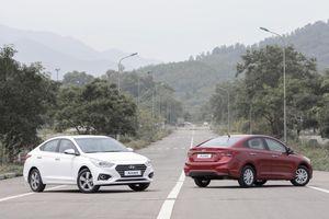 Hyundai Accent và i10 tiếp tục là 'gà đẻ trứng vàng' của TC MOTOR