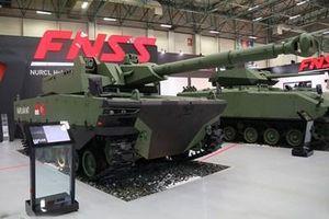 Indonesia và Thổ Nhĩ Kỳ phối hợp sản xuất xe tăng
