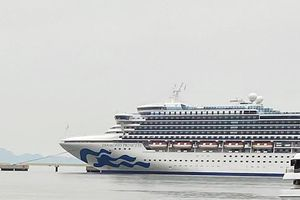 Thông tin về tình hình đón khách tàu Diamond Princess