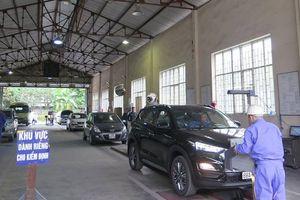 Chậm nộp phạt 'nguội', ô tô vẫn được cấp đăng kiểm 15 ngày