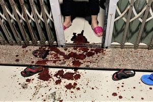 Hàng loạt vụ tạt sơn, ném chất bẩn vào nhà dân ở Đà Nẵng