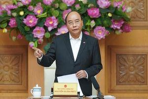 Thủ tướng: 'Chúng ta phải chống cả 2 loại virus Corona và virus trì trệ'