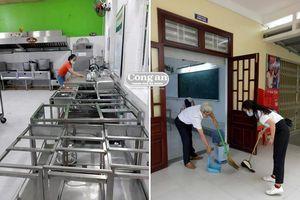 Đà Nẵng: Các trường học sẵn sàng đón học sinh trở lại