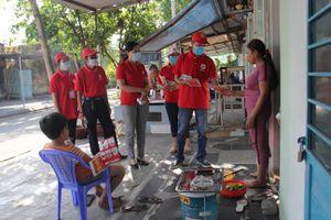Đà Nẵng: Hơn 10.000 hộ gia đình khó khăn được hỗ trợ phòng chống Covid-19