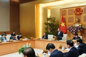 Thủ tướng khẳng định chưa thay đổi mục tiêu tăng trưởng