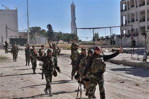 Quân đội Mỹ đụng độ với lực lượng trung thành với Chính phủ Syria