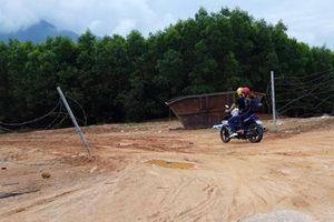 Tái diễn phá rào cao tốc La Sơn - Túy Loan