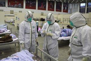 Chủ tịch MTTQ Việt Nam gửi thư chia sẻ về tình hình dịch viêm phổi cấp tại Trung Quốc