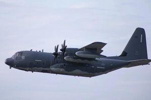Trung Quốc tập trận, Mỹ điều máy bay qua eo biển Đài Loan