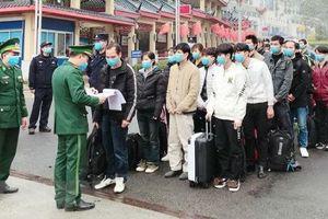 Bộ Tư lệnh Bộ đội biên phòng: Nỗ lực, chủ động phòng chống dịch bệnh do virus Covid - 19
