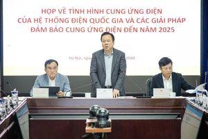 Năm 2020, thực hiện quyết liệt các giải pháp đảm bảo cung ứng đủ điện