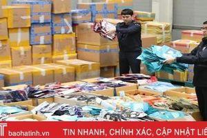 Hàn Quốc chặn đứng 730.000 khẩu trang trị giá 27 tỷ đồng trên đường xuất lậu