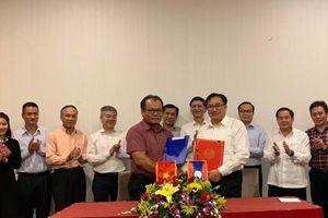 Đoàn chuyên viên Việt-Lào đánh giá tích cực mô hình SWI/SSI tại các cửa khẩu kép