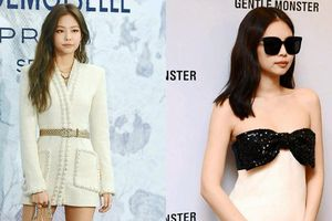 Những lần Jennie diện cả cây Chanel và loạt đồ hiệu đắt đỏ