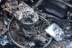 Nghi can sát hại bé trai 10 tuổi ở Đồng Nai tự thiêu trong rừng tràm?