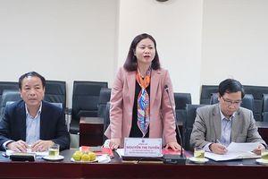 Trưởng Ban Dân vận Thành ủy Nguyễn Thị Tuyến: Cục Hải quan Thành phố cần đẩy nhanh tiến độ Đại hội các chi bộ cơ sở