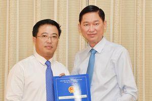 Sở Công thương TPHCM có phó giám đốc 8X