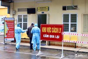 Thanh niên giao hàng ở Sơn Lôi, Vĩnh Phúc có kết quả âm tính Covid-19