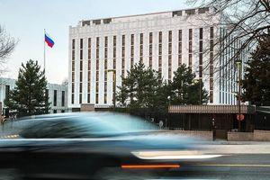 Đại sứ quán Nga gọi lệnh trừng phạt mới của Mỹ là 'hội chứng sợ nước Nga'