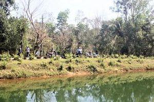Thanh niên bị điện giật tử vong khi đang câu cá