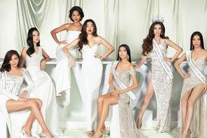 H'Hen Niê - Khánh Vân - Thúy Vân - Kim Duyên đọ sắc cùng hoa hậu Hàn Quốc Ji Hyun