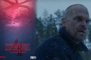 Stranger Thing mùa 4 tung trailer chính thức: Ơn trời Hopper vẫn còn sống