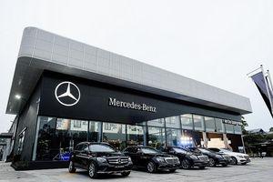 Loạt Mercedes mới ra mắt, phân khúc xe sang sôi động