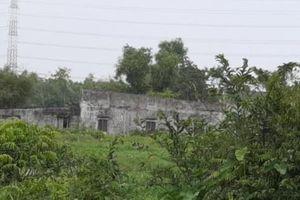Cận cảnh căn nhà hoang nơi Tuấn 'khỉ' ẩn náu trước khi bị tiêu diệt
